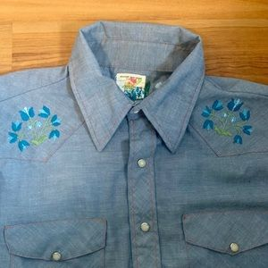 BIG MAC JC PENNEY 70s Rare Vintage Embroidered